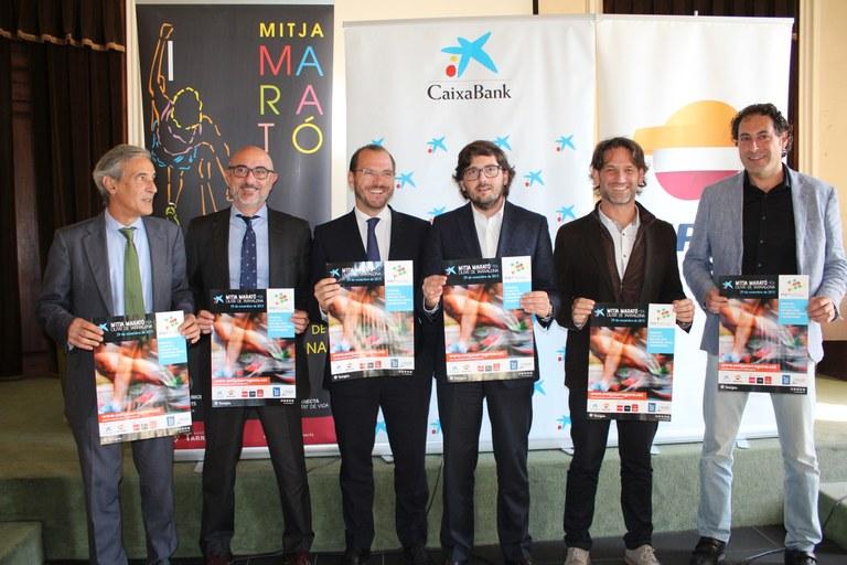 El 29 de novembre tindrà lloc la Mitja Marató i la cursa 10 km Ciutat de Tarragona