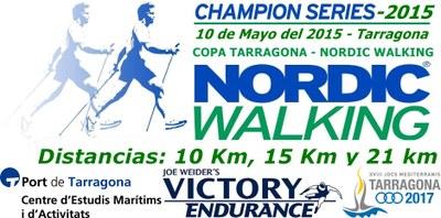 La Nording Walking Champion Series arriba a Tarragona