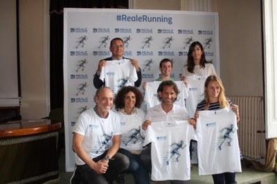 Tarragona participa al circuit de curses solidàries Reale Running