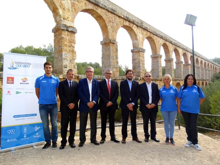 Agbar, nou col·laborador oficial dels Jocs Mediterranis Tarragona 2017