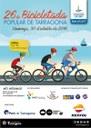 Diumenge 30 d'octubre tindrà lloc la Bicicletada Popular