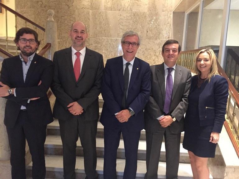 El Ple del Congrés dels Diputats aprova una declaració institucional de suport als Jocs Mediterranis Tarragona 2017