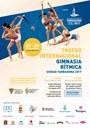 """Els Jocs Mediterranis organitzen el """"Trofeu Internacional Tarragona 2017"""" de gimnàstica rítmica"""