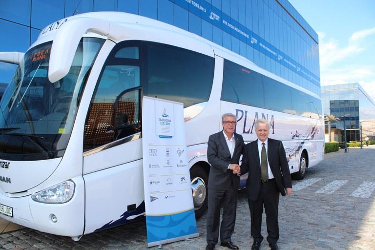 Empresa Plana, nova empresa col·laboradora dels Jocs Mediterranis Tarragona 2017