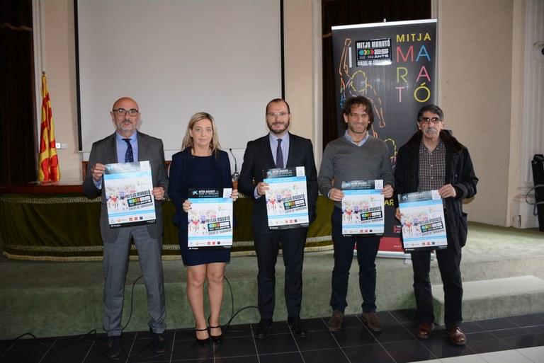 La 25a Mitja Marató compta amb 2.000 persones inscrites i 1.000 més la 10 km Ciutat de Tarragona