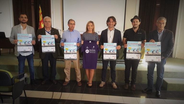 La 26a Bicicletada Popular de Tarragona tindrà lloc el diumenge 30 d'octubre