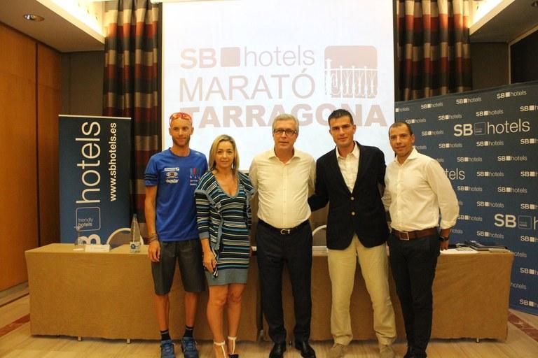 La 7a SB Hotels Marató de Tarragona es planteja arribar als 2017 participants