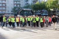 Èxit de participació en la Caminada Popular del Dia de l'Aigua