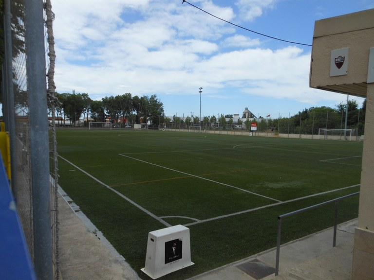 Aprovada la nova normativa per utilitzar els camps de futbol municipals