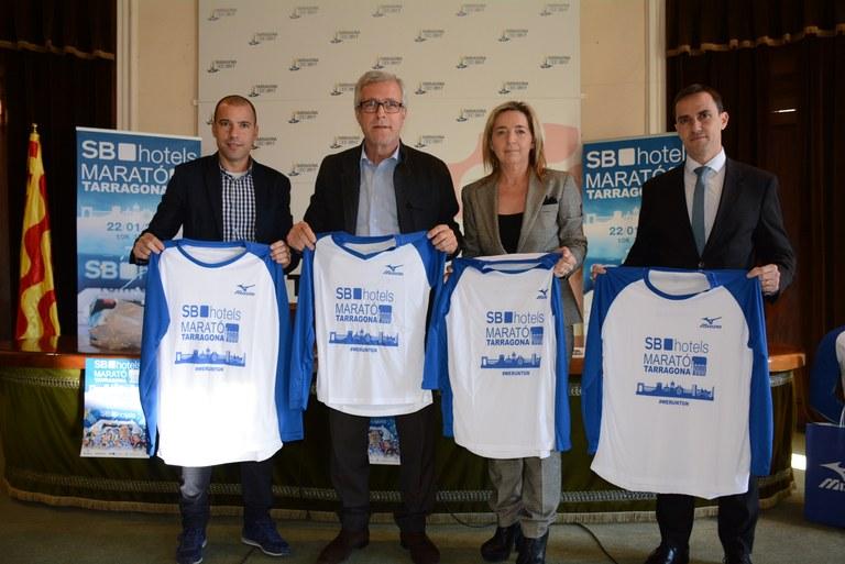 La SB Hotels Marató de Tarragona convertirà la ciutat aquest diumenge en epicentre del mon runner