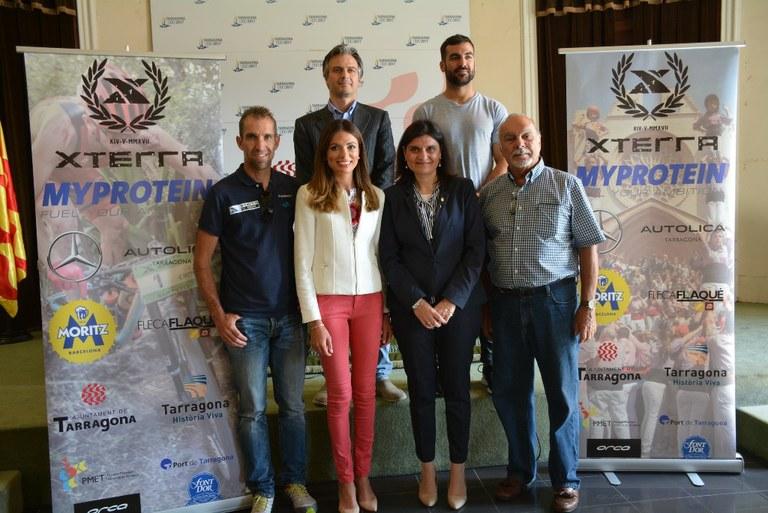Tarragona serà escenari del Triatló Xterra. 500 atletes de 20 disputaran la prova aquest diumenge