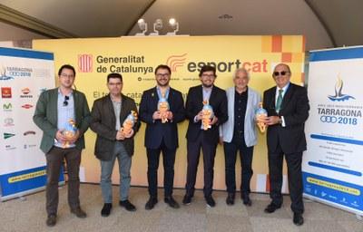 Els Jocs Mediterranis presents al Trofeu Comte de Gogó