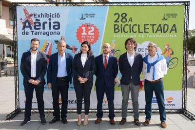La 28a Bicicletada Popular, cita per a l'esport en família i la mobilitat sostenible
