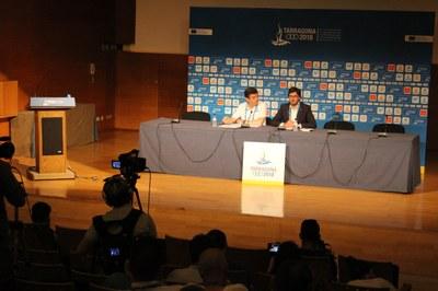 La cloenda dels Jocs Mediterranis serà una festa d'agraïment a Tarragona, a les seus i a totes les entitats vinculades a l'esdeveniment esportiu