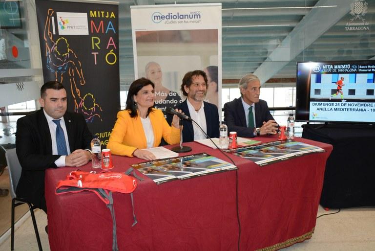 La Mitja Marató trasllada a l'Anella Mediterrània l'epicentre de la cursa