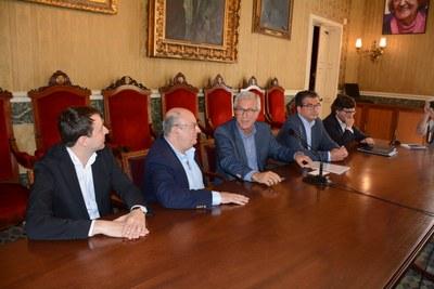 La Unió Europea concedeix una subvenció de dos milions d'euros per als Jocs Mediterranis Tarragona 2018