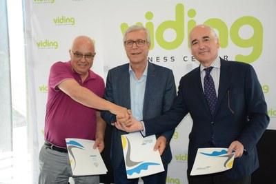 Les instal·lacions de Vinding acolliran entrenaments de les proves de triatló dels Jocs Mediterranis Tarragona 2018