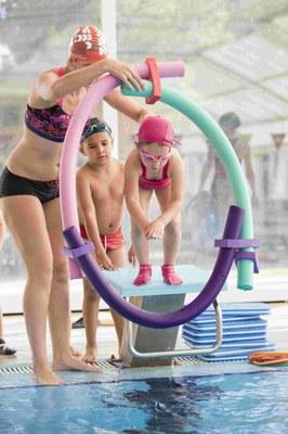 Les piscines municipals oferiran descomptes per a les classes particulars de natació