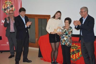 Lliurament del V Memorial Pere Valls Recasens