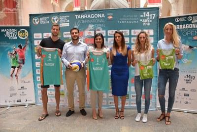 Madison Beach Volley Tour torna a Tarragona per quart any consecutiu com a tret de sortida dels XVIII Jocs Mediterranis