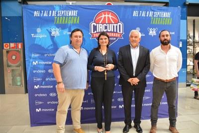 Tarragona acull una de les cites del Circuit de Pretemporada Movistar by Liga Endesa