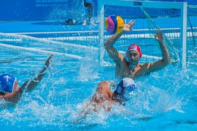 Últim dia de competició de la XVIII edició dels Jocs Mediterranis