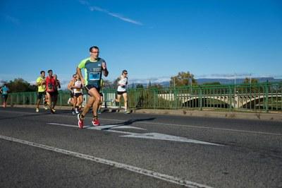 El Patronat Municipal d'Esports premia les millors imatges  de la Mitja Marató + 10k Ciutat de Tarragona