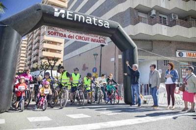 La 29a Bicicletada Popular de Tarragona reuneix prop de 3.000 ciclistes