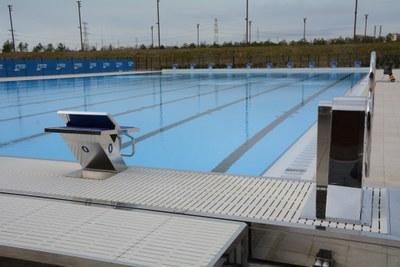 La piscina Sylvia Fontana reobrirà al públic el 3 de juny