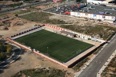 L'Ajuntament de Tarragona invertirà 100.000 € en millorar els camps de futbol municipals