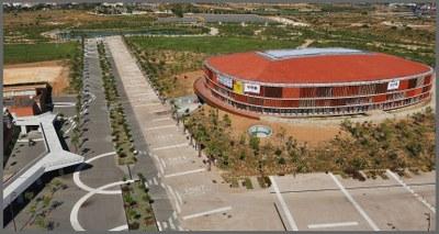 Palau d'Esports de l'Anella Mediterrània
