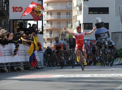 Tarragona tindrà una sortida d'etapa a la Volta de les 100 edicions