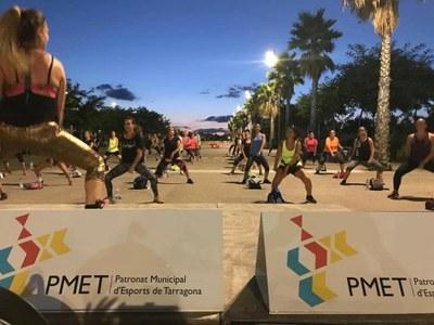 Aquest divendres finalitza el cicle 'Ens Movem a l'Aire Lliure' d'estiu organitzat per l'Ajuntament de Tarragona