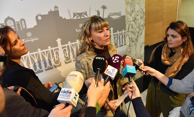 Cessió temporal del parquet del Palau d'Esports al pavelló Fontajau de Girona