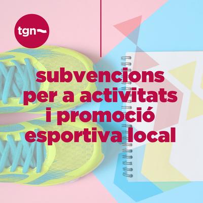 L'Ajuntament de Tarragona incrementa un 40% les subvencions per a les activitats i la promoció esportiva respecte l'any passat