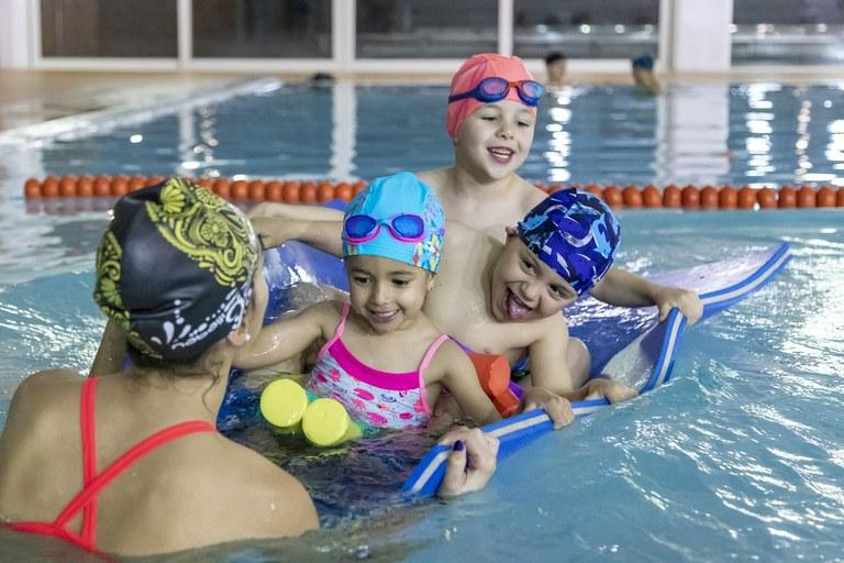 Aquest dimecres comencen les inscripcions per a les activitats aquàtiques i els cursos de natació reiniciats del PMET
