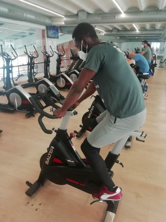 El Patronat d'Esports incorpora el 'cycling' virtual a totes les sales de fitnes