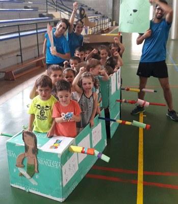 El Patronat Municipal d'Esports de Tarragona ja prepara les estades esportives d'estiu