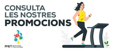 El PMET llança la campanya promocional d'estiu Reactiva't per promoure la pràctica esportiva