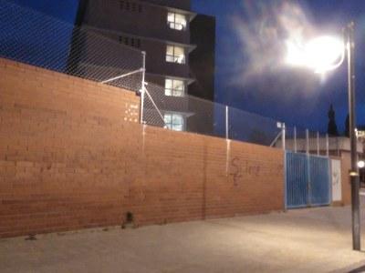 La Conselleria d'Esports comença a reforçar les tanques de diferents camps municipals de futbol