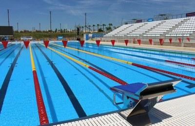 La piscina Sylvia Fontana acollirà quatre competicions durant el juliol