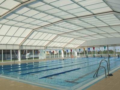 Les piscines del PMET mantenen l'ocupació tot i les restriccions
