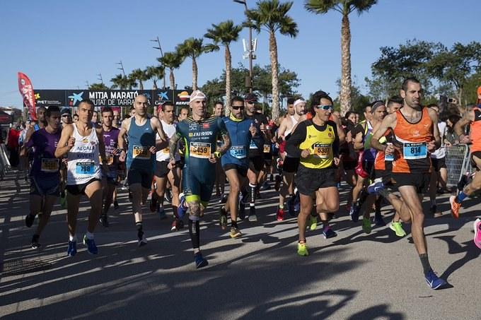 """Obertes les inscripcions per a la Mitja Marató + 10K """"Ciutat de Tarragona"""""""