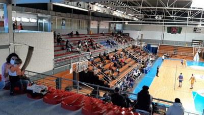 Tarragona torna amb èxit a les competicions esportives amb públic