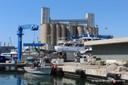 Barri marítim del Serrallo - Port pesquer