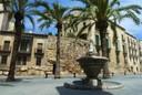 Passeig de Sant Antoni - Muralles