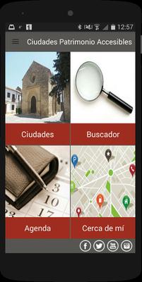 Portada de l'app Tarragona accessible
