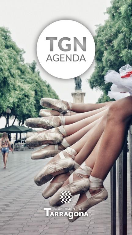 Portada de l'app TGN Agenda