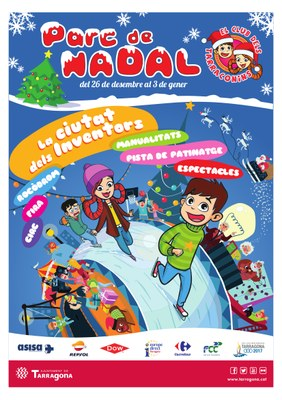 cartell Parc de Nadal 2013-14