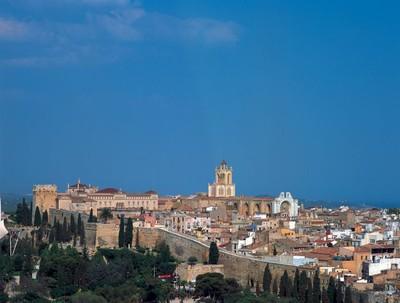 Vista panoràmica de Tarragona